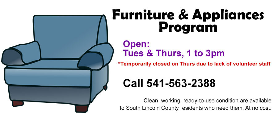 Furniture and Appliances Program